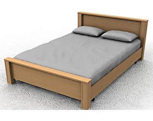 Кровать 1400 Линда  ГРОС, КЛ-6