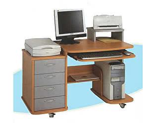 Компьютерный стол ГРОС КСК-3 (левый)
