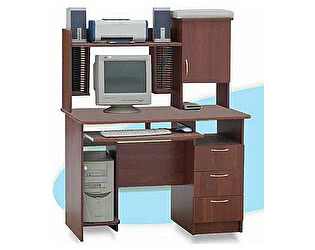 Компьютерный стол ГРОС ПСК-4 (левый)