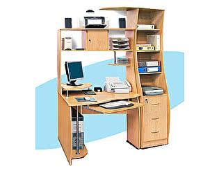 Компьютерный стол ГРОС СК-2 (левый)
