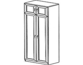Шкаф ГРОС серии Алена ПМ 3 (рамка)