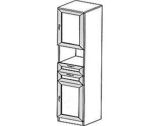 Пенал с ящиками ГРОС серии Алена ПМ 9 (рамка)