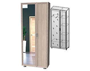 Шкаф комбинированный ГРОС Латте, Ла-9 (рамка МДФ)