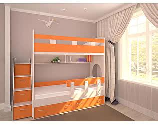 Кровать 2х ярусная Юниор-1