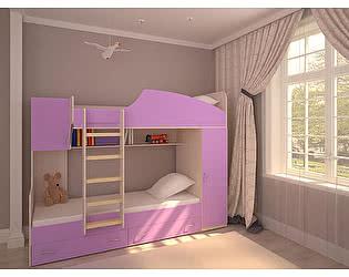 Кровать 2х ярусная Юниор-2