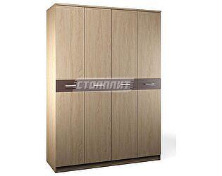 Шкаф 4-х дверный Столплит Клео, Арт. СБ-2006+4F