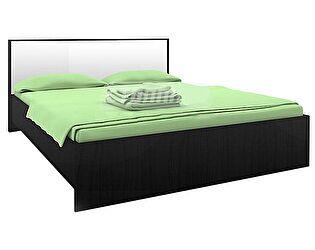 Кровать 160 Столплит Марсель дуб феррара, Арт. СБ-1077 + F-1077