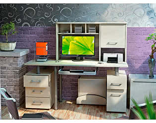 Стол компьютерный Столплит Техно 1