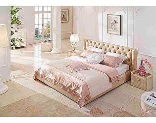 Кровать со стразами Татами арт. 1190