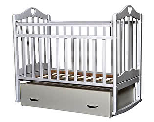 Кровать детская Татами Каролина-4  (бук, орех)