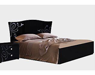Купить кровать Ярцево 160 Европа-9 (черный), арт. 092/62