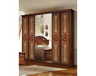 6-ти дверный шкаф Карина - 1 с зеркалами