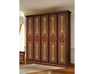 Купить шкаф Ярцево 5-ти дверный Карина - 1 без зеркал