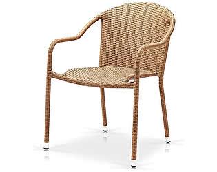 Купить кресло Афина-мебель Плетеное AFM-318B-Beige