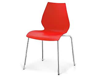 Купить стул Афина-мебель Стул пластиковый SHF-01-R Red