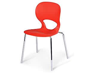 Купить стул Афина-мебель Стул пластиковый SHF-056-R Red