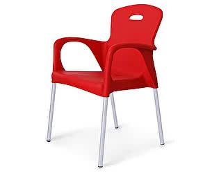 Купить стул Афина-мебель Стул пластиковый XRF-065-BR Red