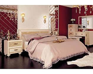 Кровать Александрия (160) с подъемным механизмом ЛД 625.030