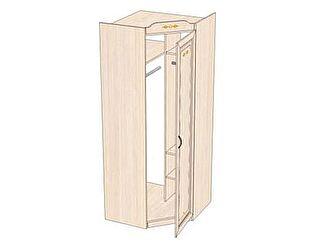 Шкаф угловой Любимый дом Аврора, ЛД 504.040
