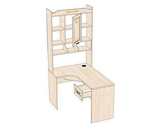 Стол угловой комбинированный Любимый дом Аврора, ЛД 504.100