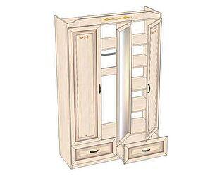Шкаф трёхстворчатый Любимый дом Аврора, ЛД 504.030