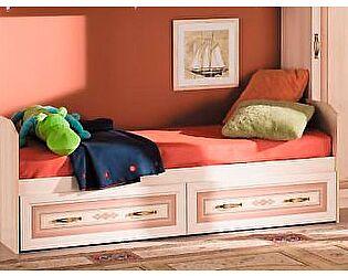 Кровать односпальная Любимый дом Аврора (80), ЛД 504.150