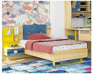 Кровать комбинированная Джинс (80), ЛД 507.100
