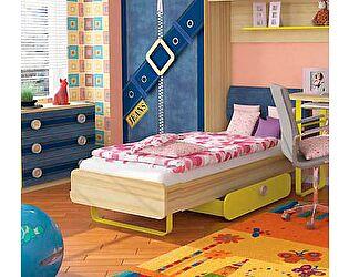Кровать Любимый дом Джинс (80), ЛД 507.090