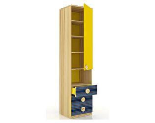 Шкаф-пенал с ящиками Любимый дом Джинс, ЛД 507.040