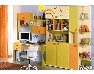 Комплект мебели для детской Фруттис №4