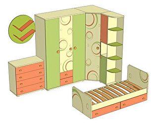Комплект мебели для детской Фруттис №3