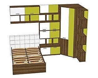 Комплект мебели для детской Модекс №2