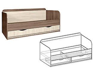 Купить кровать Мебель Маркет Сенди с ящиками