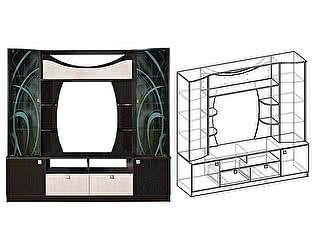 Купить гостиную Мебель Маркет Центральная секция Мадрид 4