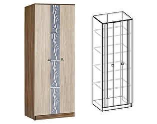 Купить шкаф Мебель Маркет Мадрид 4 (ясень) бельевой