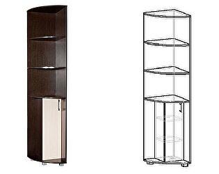 Купить стеллаж Мебель Маркет Токио угловой левый