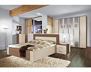 Спальня Мебель Маркет Берта Комплект 1 (Ясень Шимо)