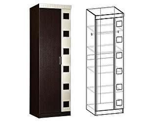 Шкаф Мебель Маркет Версаль 2-х створчатый комбинированный