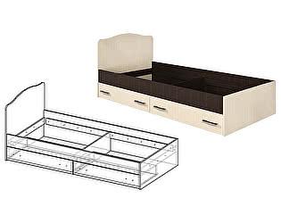 Кровать Мебель Маркет Светлана с ящиками