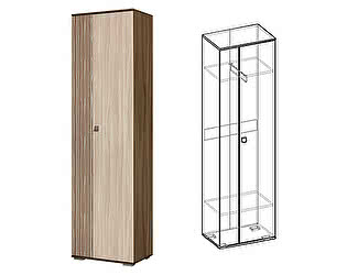 Купить шкаф Мебель Маркет Богемия платяной