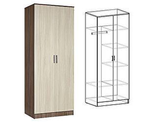 Шкаф Мебель Маркет Светлана 2-х створчатый комбинированный