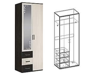 Купить шкаф Мебель Маркет Альтернатива 2х створчатый