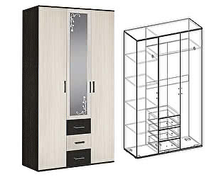 Купить шкаф Мебель Маркет Альтернатива 3х створчатый