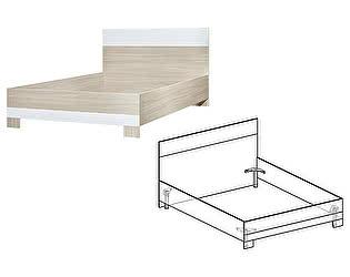 Кровать Мебель Маркет Интегро 1400