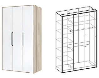 Шкаф Мебель Маркет Интегро 3х-створчатый