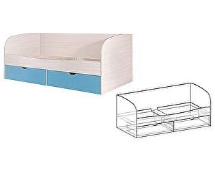 Купить кровать Мебель Маркет Симба с ящиками