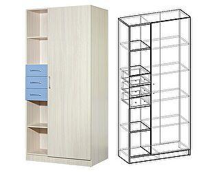Купить шкаф Мебель Маркет Симба комбинированный