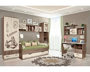 Детская Мебель Маркет Сенди Комплектация 1