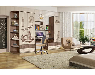 Купить детскую Мебель Маркет Сенди Комплектация 5