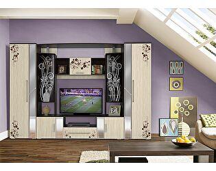 Купить гостиную Мебель Маркет Кватро Комплектация 1